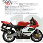 Bimota 500 V-Due (English)