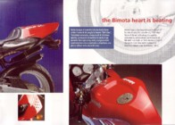 Bimota 500 V-Due (Italian/English) Page 8