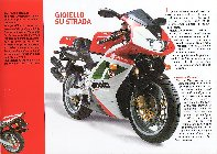 Bimota 500 V-Due Evo  (Italian/English) Page 3