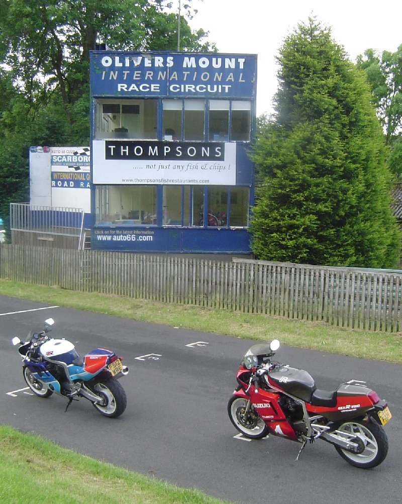 Chip Shop Run
