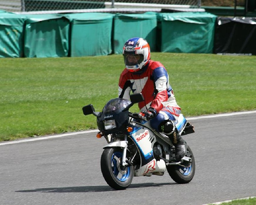 RB at Cadwell