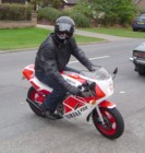 Darin on Rob's YSR80