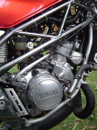 1987 Yamaha SDR200