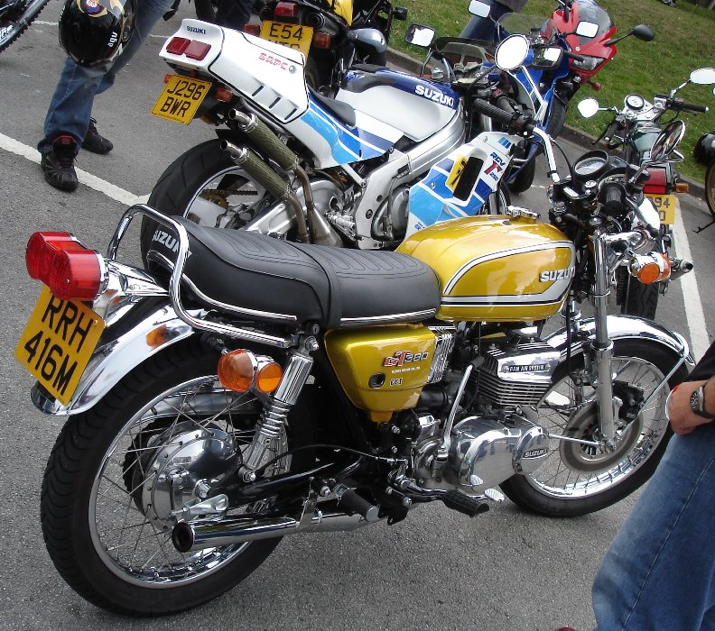 Yorkshire 2-Stroke Day 2011