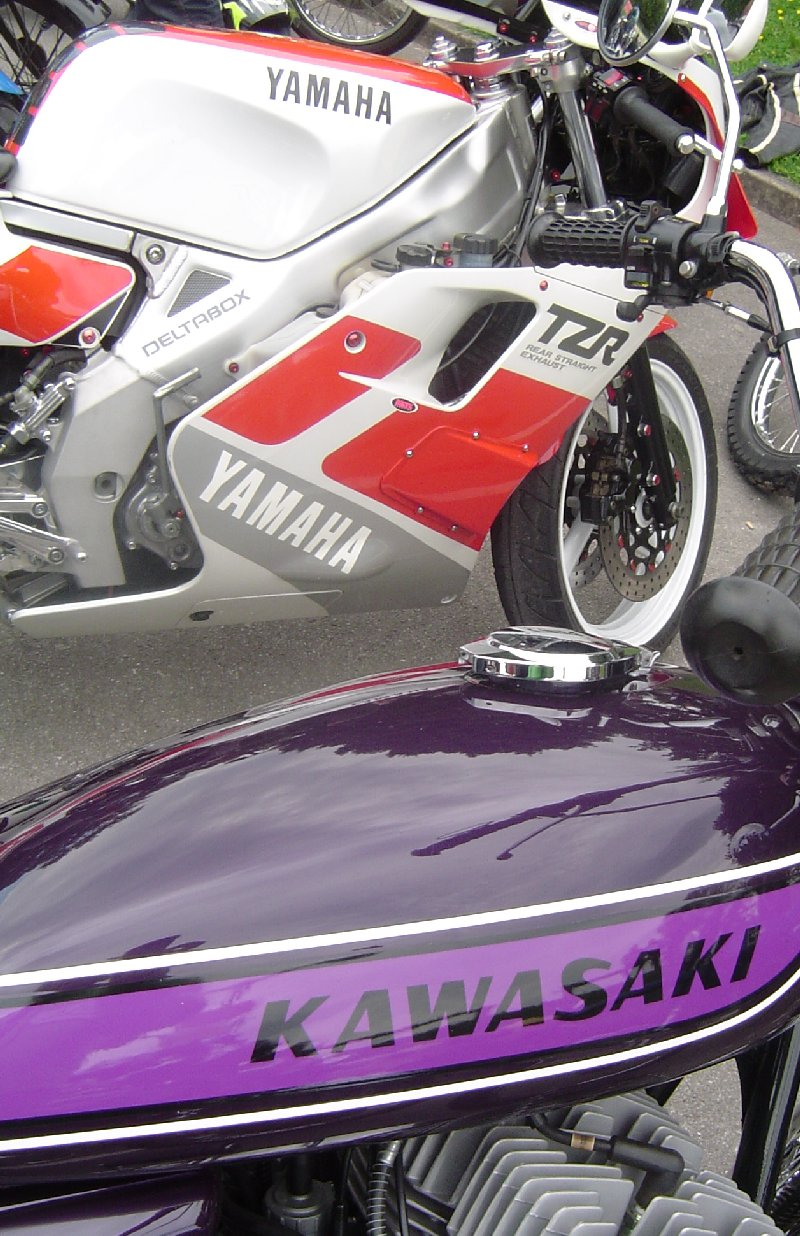 Yorkshire 2-Stroke Day 2012