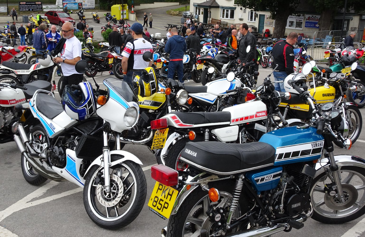 Yorkshire 2-Stroke Day 2016